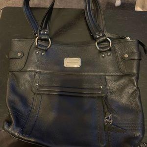 Stone Mountain leather bag nwot